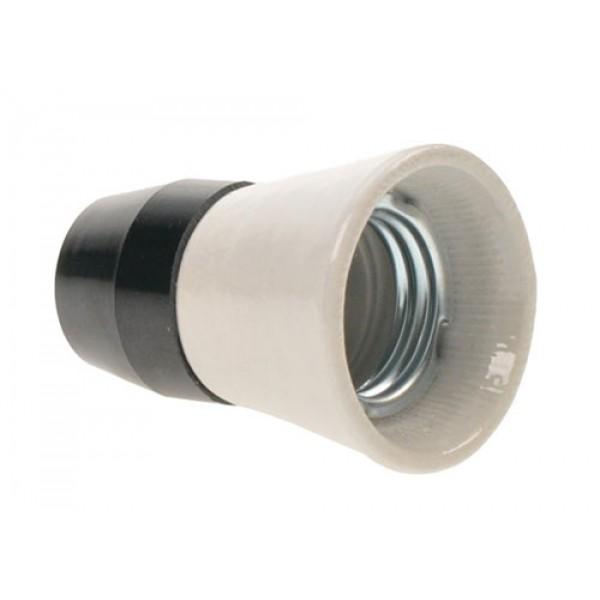 Objímka keramika/plast E27 5F54