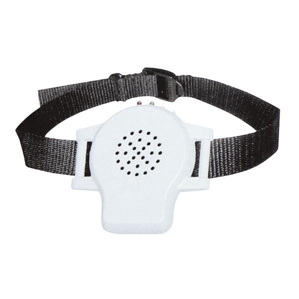 Obojok elektronický výcvikový proti štekaniu DOG-B02 so záznamom hlasu