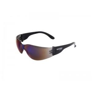 Okuliare ochranné, modré, EXTOL CRAFT