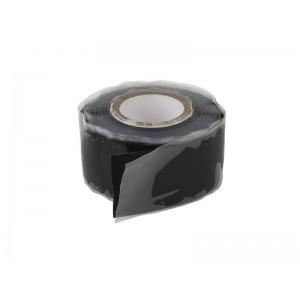 Opravná páska vulkanizačná silikónová 25 mm/3 m čierna