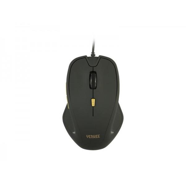 PC myš YENKEE YMS 1010BK Dakar Black