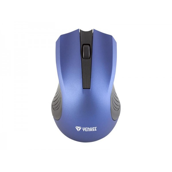 PC myš YENKEE YMS 2015BE WL Monaco, bezdrôtová, modrá