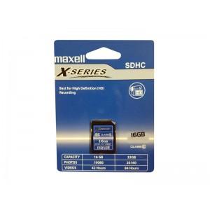 Pamäťová karta micro SDHC 16GB MAXELL CL10