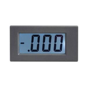 Panelové meradlo 199,9mA WPB5035-DC ampérmeter panelový digitálny