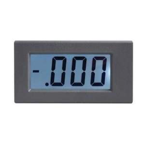 Panelové meradlo 199,9mV WPB5035-DC voltmeter panelový digitálny