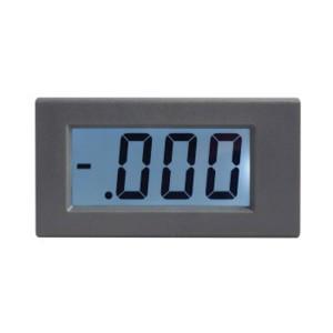 Panelové meradlo 199,9uA WPB5035-DC ampérmeter panelový digitálny
