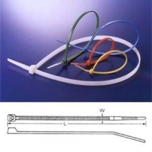 Pásik sťahovací standard 200x2.5mm prírodný *