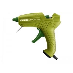 Pištoľ tavná lepiaca, priemer 11mm, 40W, EXTOL CRAFT 422001