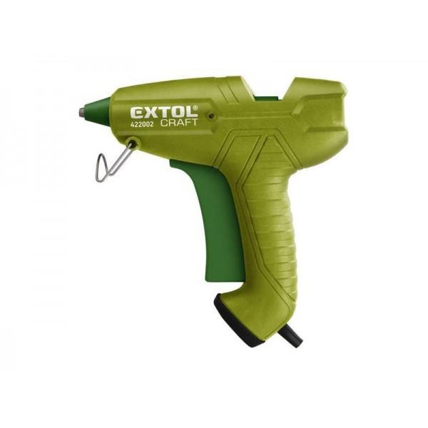 Pištoľ tavná lepiaca, priemer 11mm, 65W, EXTOL CRAFT