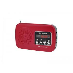 Prenosné rádio ORAVA RP-130 R