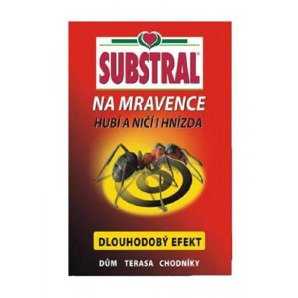 Prípravok proti mravcom SUBSTRAL 100 g
