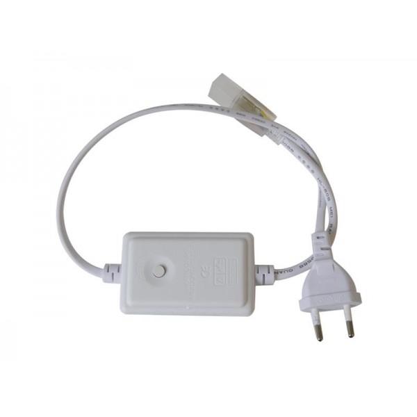 RGB kontrolér pre LED pásiky 230V