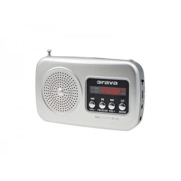Rádio vreckové ORAVA RP-130 S
