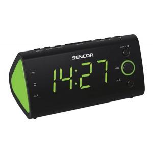 Rádiobudík SENCOR SRC 170 zelený