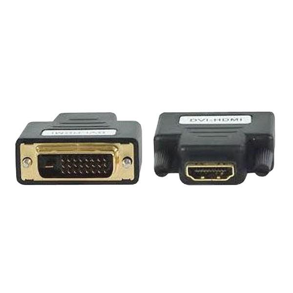 Redukcia HDMI (A) zdierka-DVI-D konektor