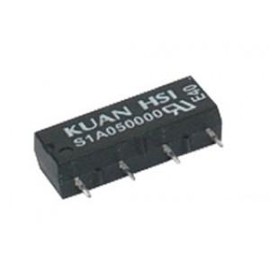Relé 5V 0.5A 100VDC 1x spín. S1A05