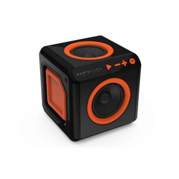 Zásuvka PowerCube AUDIOCUBE čierna
