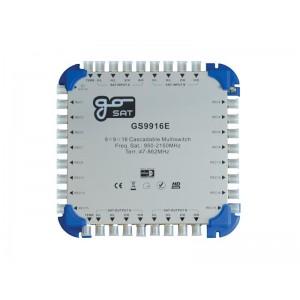 Satelitný multiprepínač GoSAT GS9916E