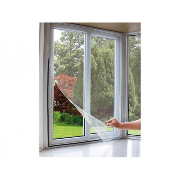 Sieť okenná proti hmyzu, 100x130cm, biela EXTOL CRAFT