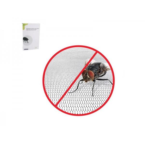 Sieť proti hmyzu na okno ORION 130 x 150 cm biela