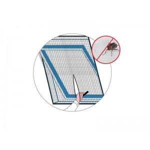 Sieť proti hmyzu na strešné okno ORION 120x140cm biela
