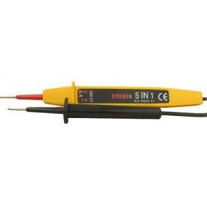 Skúšačka AC110-400V/DC150-500V s indikáciou polarity