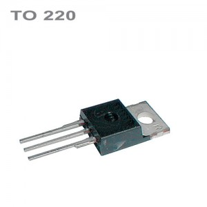 Stabilizátor 7924 -24V 1A TO220 IO