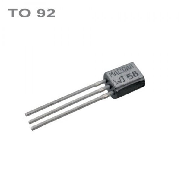 Stabilizátor 79L18 -18V 0.1A TO92 IO