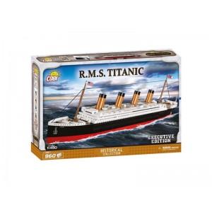 Stavebnica COBI 1928 Titanic 1:450 špeciálna edícia