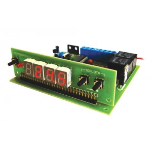 Stavebnica PT018B Digitálný termostat