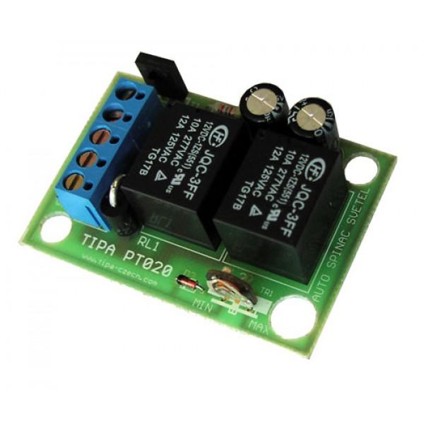 Stavebnica PT020 -12V automatické rozsvecovanie svetiel automobilu
