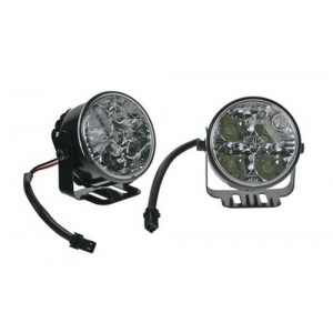 Svetlá pre denné svietenie LED SJ-288E typ2, homologizácia