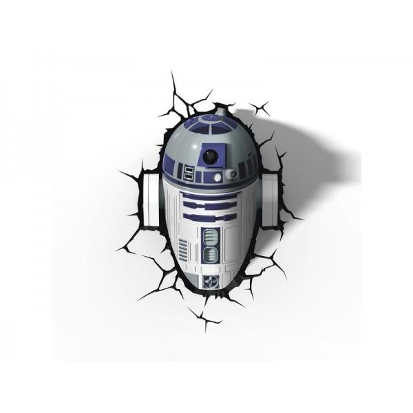 Svetlo 3D EP7 - Star Wars R2D2