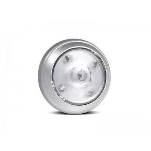 Svietidlo LED (5xLED), samolepiace, MCE28