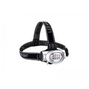 Svietidlo čelovka LED (8LED) 3XAAA SENCOR SLL 50