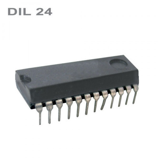 TDA8432 DIL24 IO
