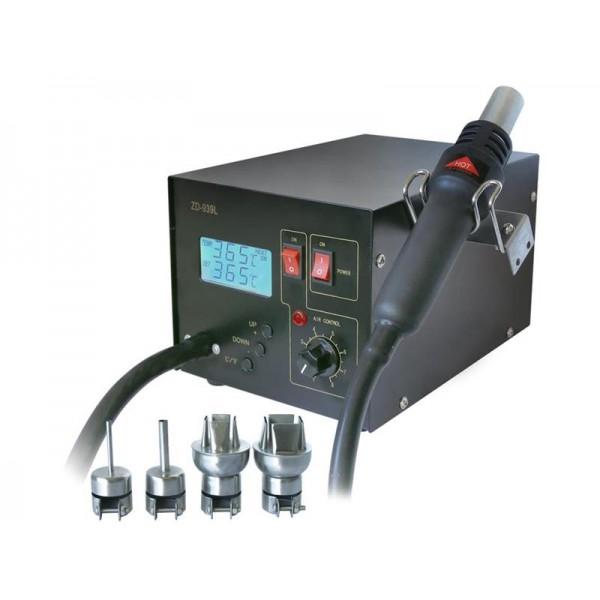 Teplovzdušná vyfúkavačka ZD-939L