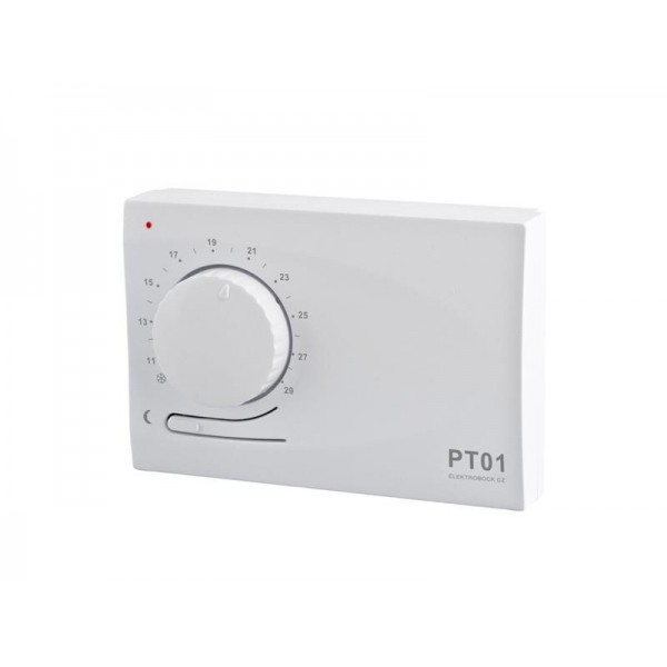 Termostat PT01 ELEKTROBOCK