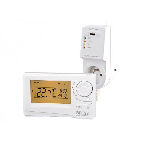 Termostat bezdrôtový BPT22