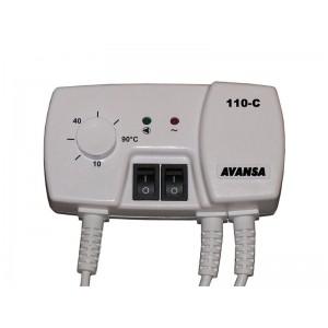 Termostat príložný AVANSA 110C
