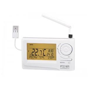 Termostat s WiFi modulom PT32 WiFi (verzia 12.01+)