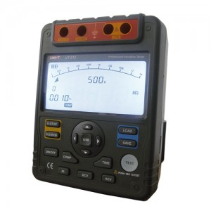 Tester izolácie UNI-T UT512 2.5kV, USB
