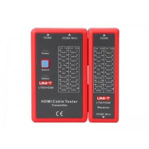 Tester káblov UNI-T UT681 HDMI