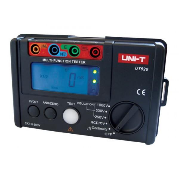 Tester multifunkčný UNI-T UT526