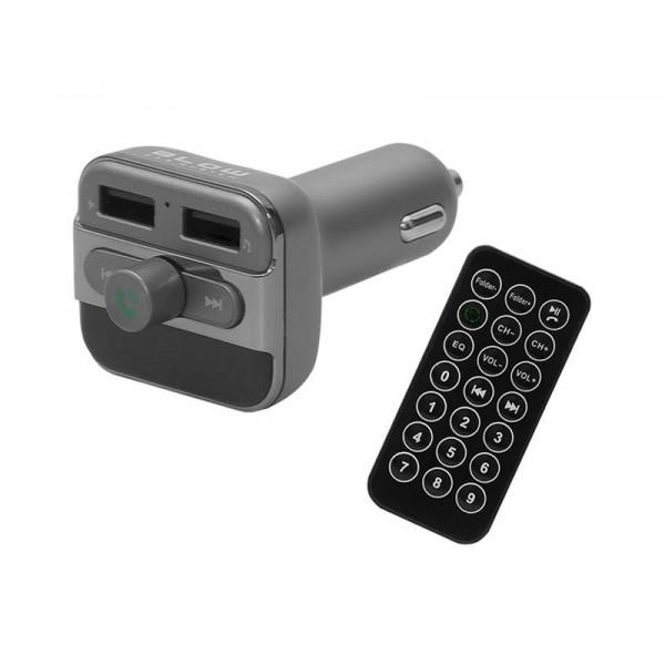 Transmitter do auta FM BLOW + HandsFree BLUETOOTH + USB nabíjačka 3.4A