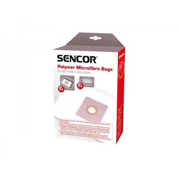 Vrecko SENCOR SVC 7CA Micro 5ks do vysávača