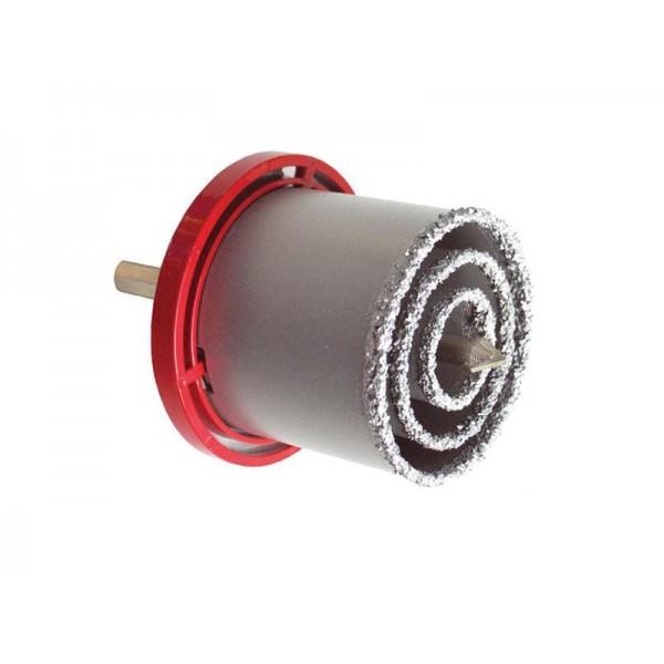 Vrtáky vykružovacie s karbidovým ostrím, sada 3ks 33-53-73mm EXTOL PREMIUM