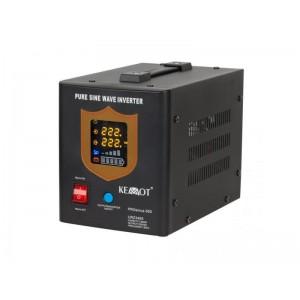 Záložný zdroj KEMOT PROsinus-500W 12V URZ3405B