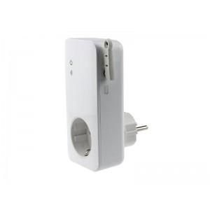 Zásuvka WIFI diaľkovo ovládaná s termostatom a časovačom Hutermann W230