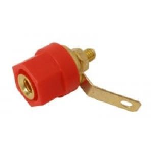 Zdierka repro banánik plast zlatá červená